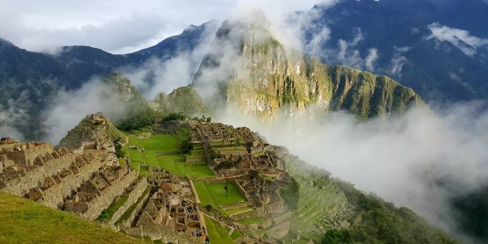 Meditation, hiking journey in Machu Picchu